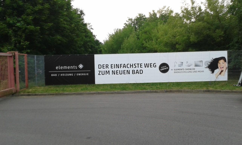 Werbeplanen, -Banner und Spannrahmen | Schilder in Berlin